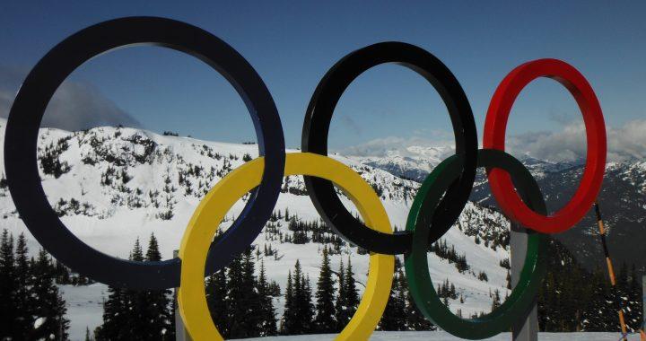 Stalen Zenuwen op de Olympische Spelen